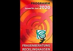 Frauenberatung Programm 2020 - Runder Frauentisch - Lokale Agenda 21