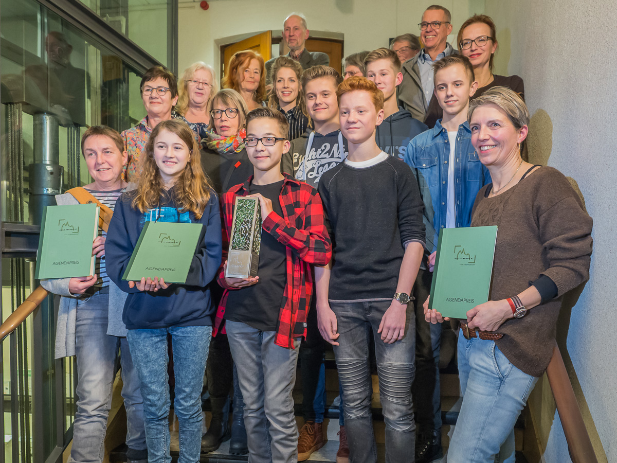 Agendapreis 2018 - Preisträger