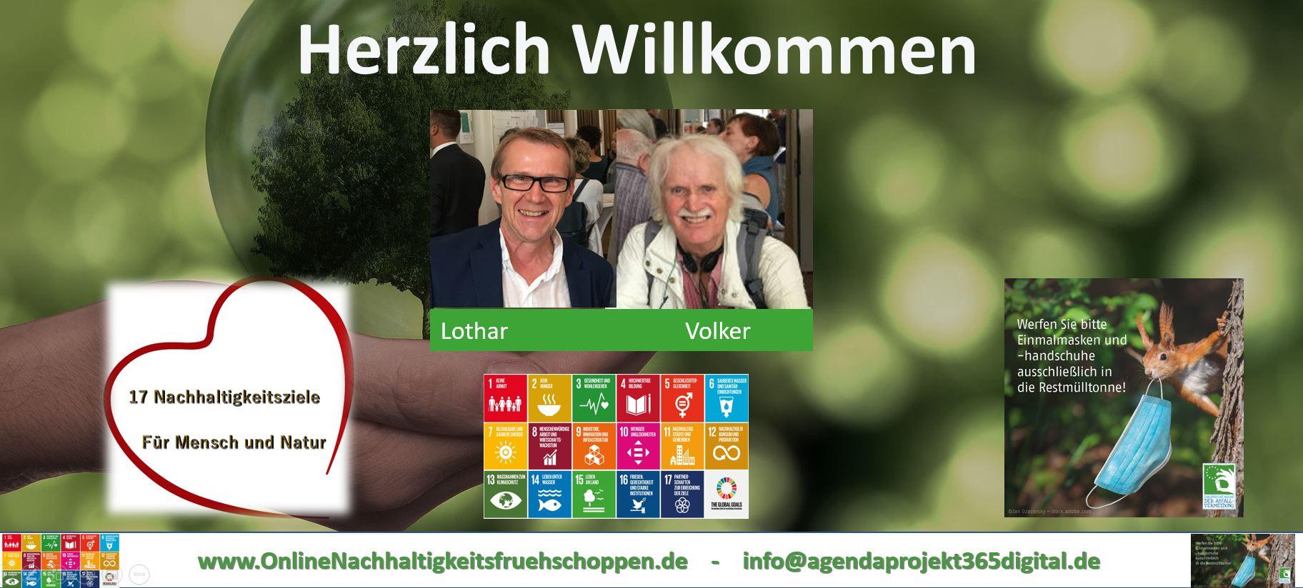 """Nachhaltigkeitsfrühschoppen - Lokale Agenda 21 Recklinghausen"""""""
