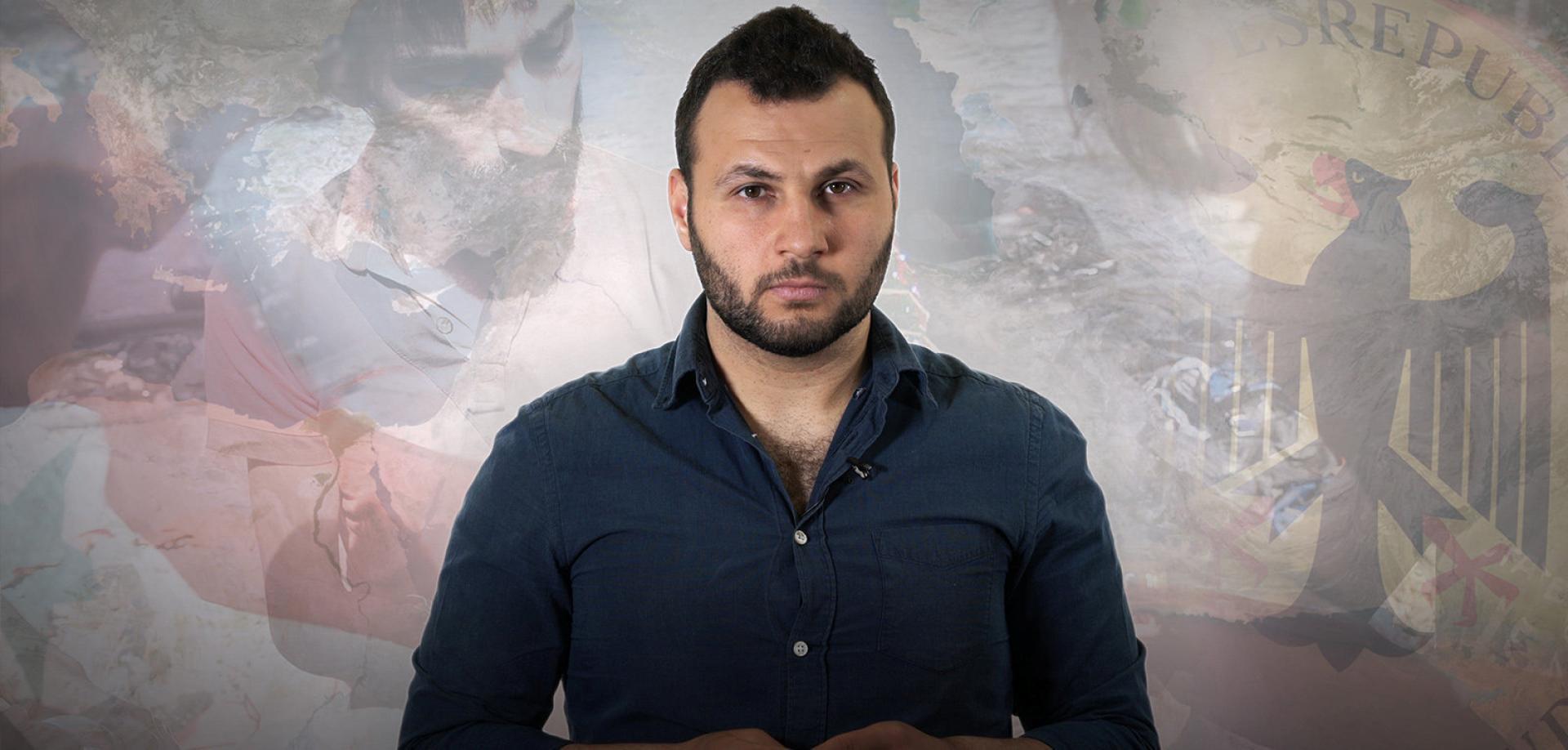 Ich bin Jalal aus Syrien - können wir reden?