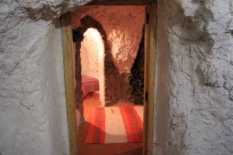 Cave bedroom 1