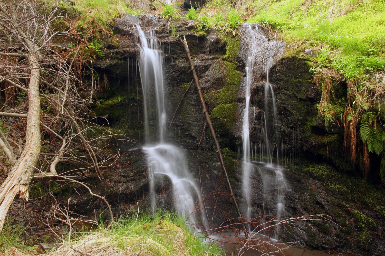 A Waterfall (Jérez de Marquesado)