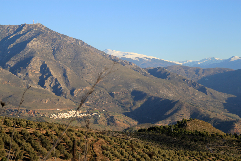 The Lújar Mountains