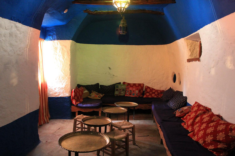 The tea cave