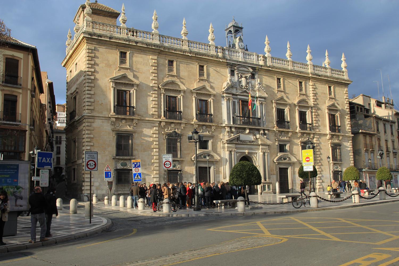 Palacio de Justicia  (Albaicin)