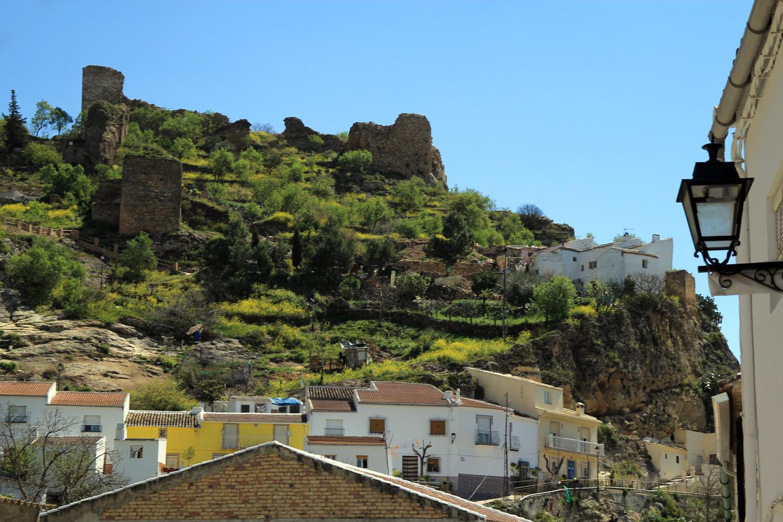 The Castle Ruins of Zagra