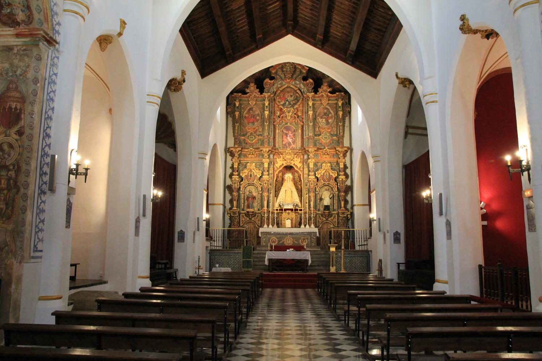 Iglesia San Miguel Bajo  (Albaicin)