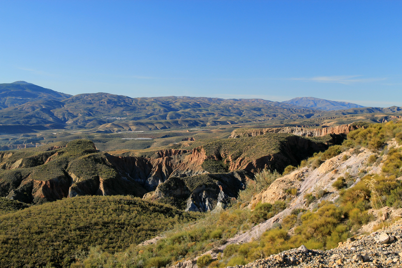 Landscape near Laroles