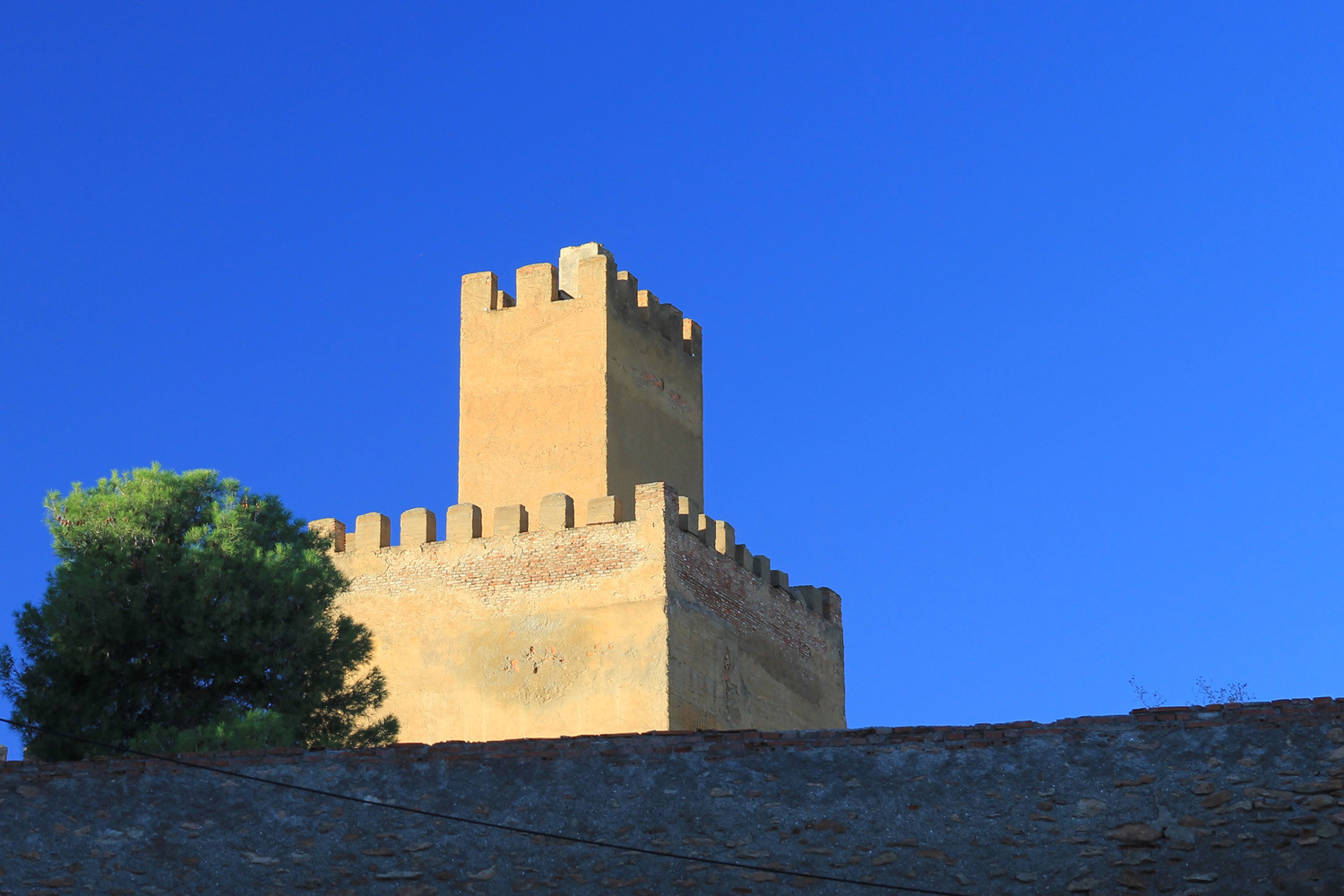 The Castle of Guadix