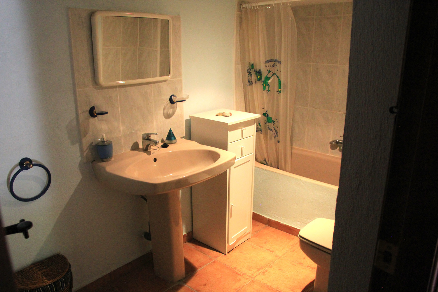 Bathroom (1st floor)