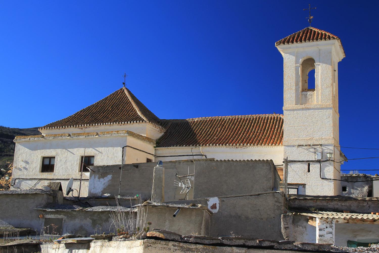 The Church of Cojáyar