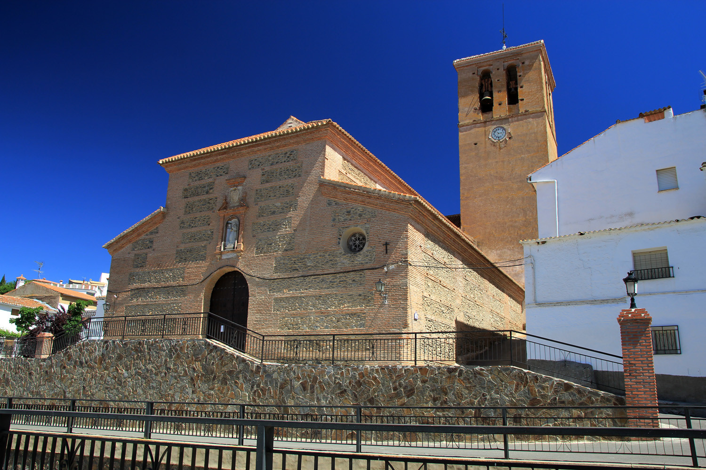 The Church of Huéneja