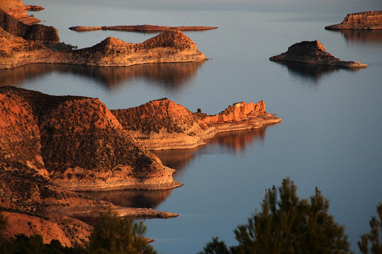 The Lake Negratin