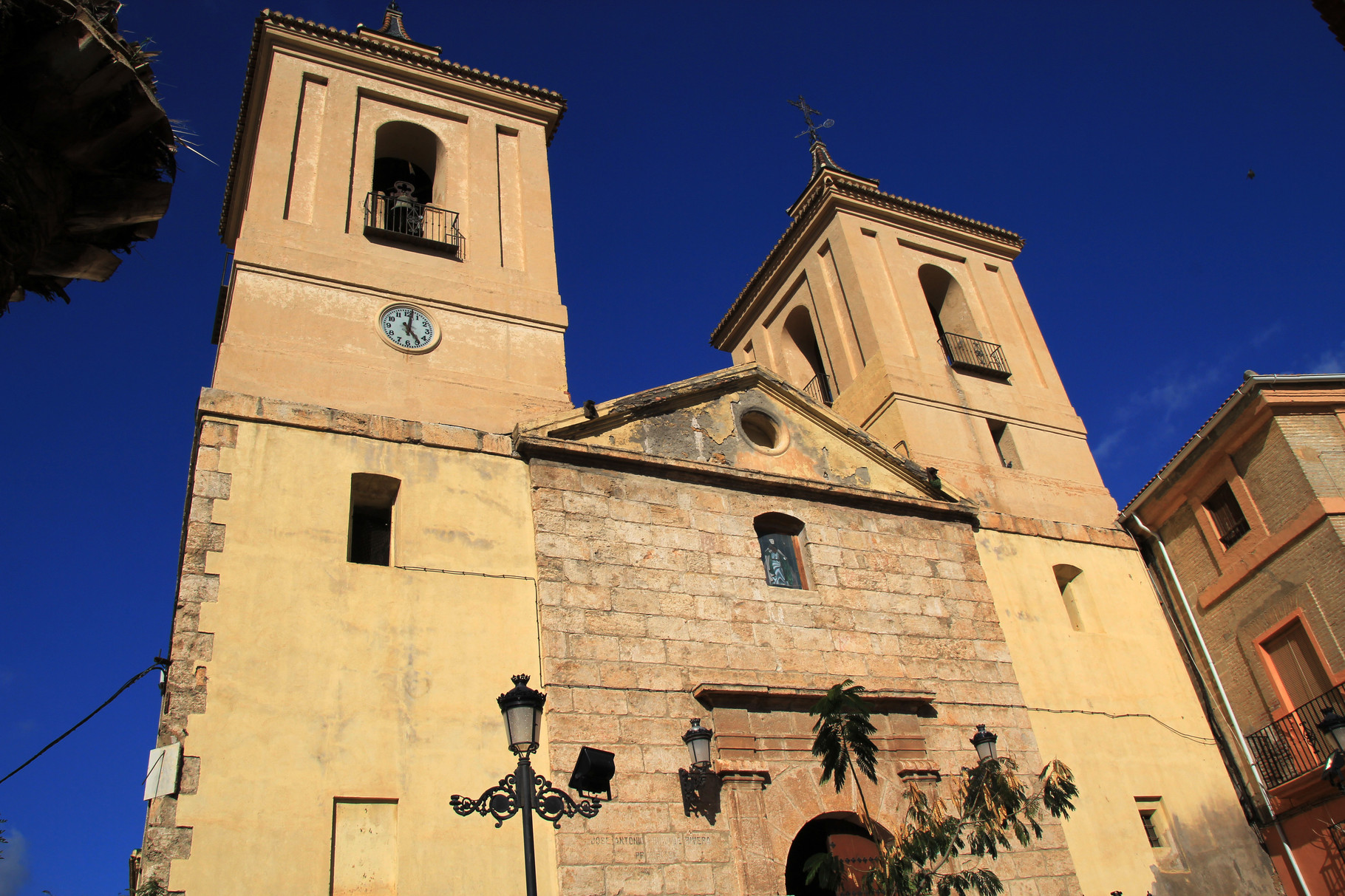 The Church of Albuñol