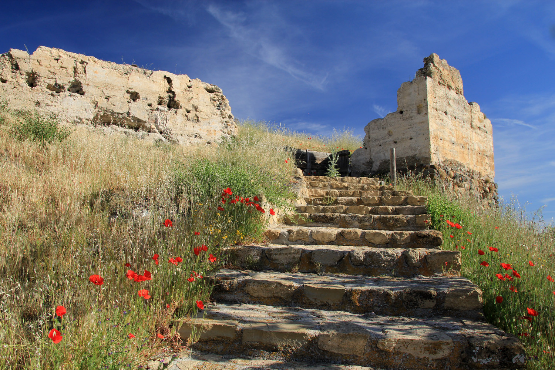 The Castel Ruins of La Peza