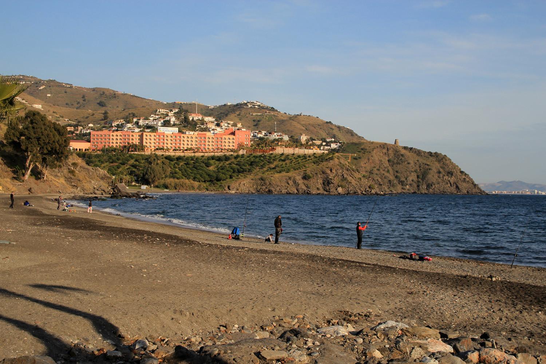 Playa Pozuelo - Almuñecar