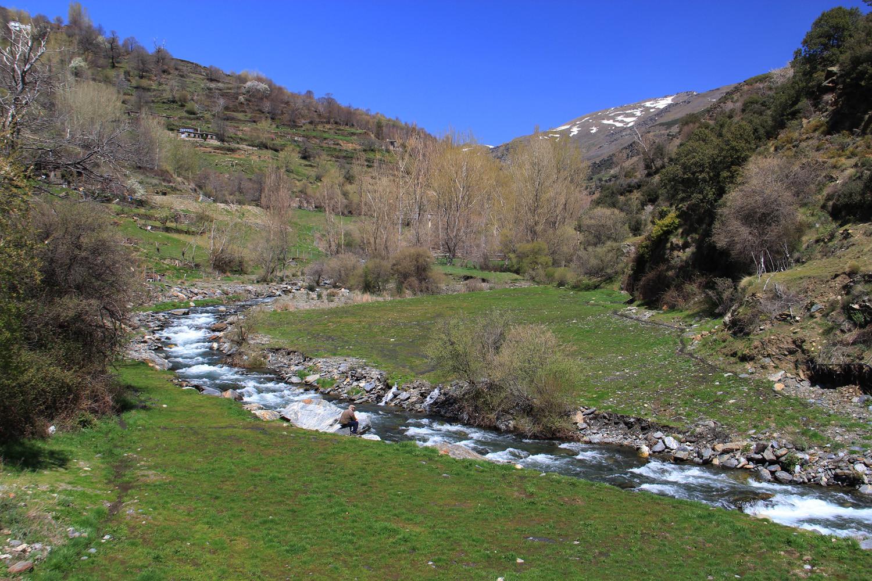 The River Trevélez