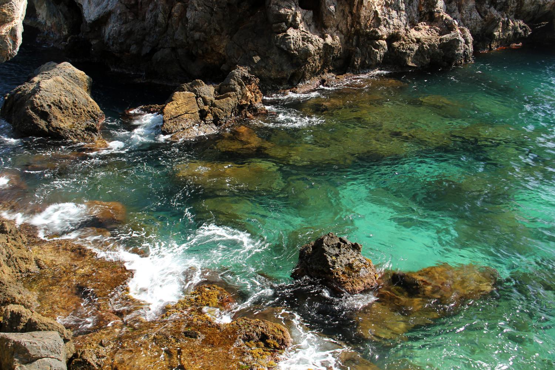Playa de la Rijana - Gualchos