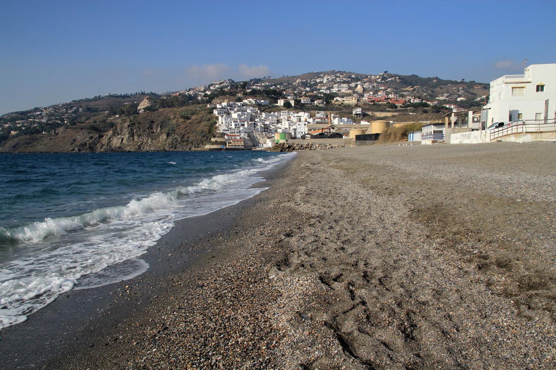 Playa de Guardia - Salobreña