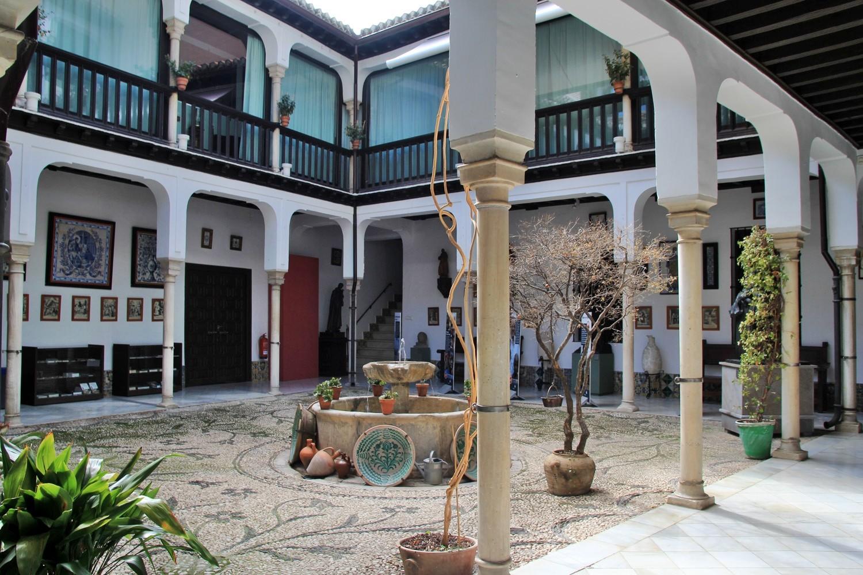Casa de los Pisa - Museo de San Juan (Albaicin)