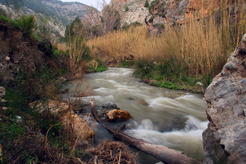 River Dúrcal (Cónchar)