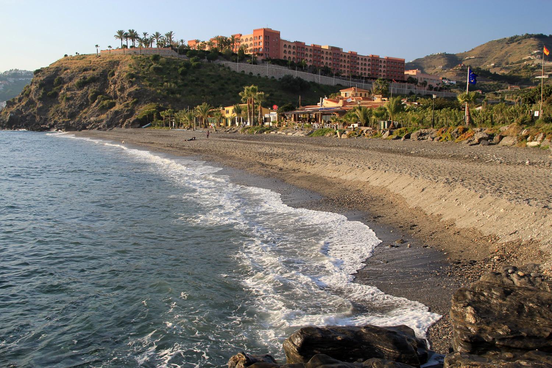 Playa de Cabria - Almuñecar