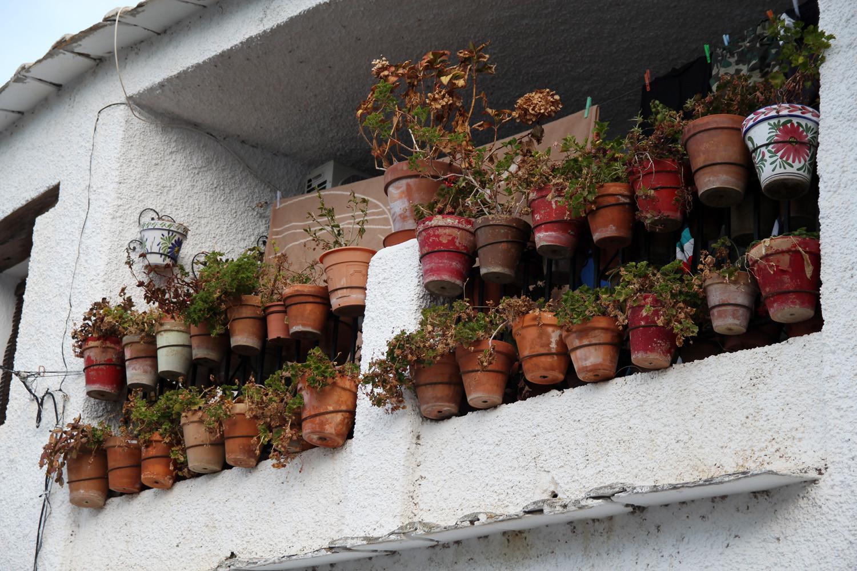 A Balcony in Bubion