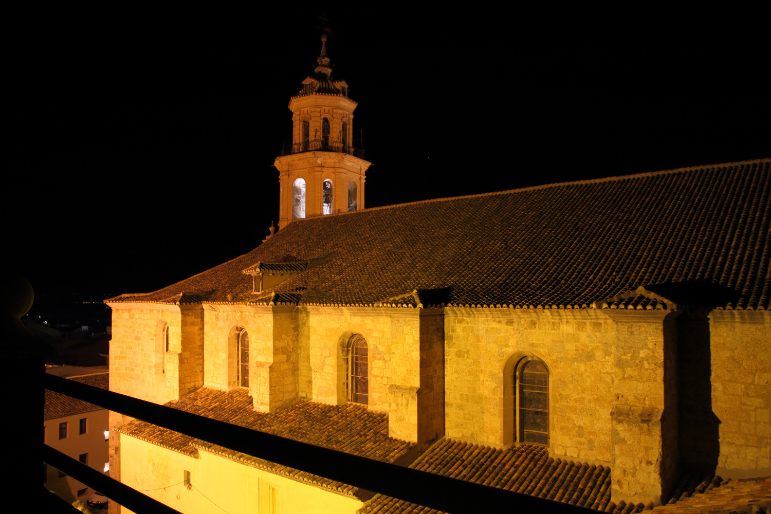 Church (Iglesia Mayor) in Baza
