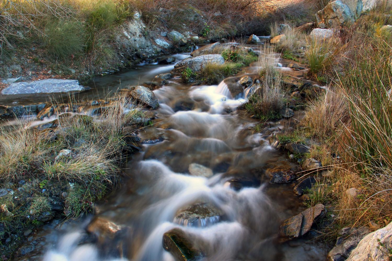River Nigüelas (Sierra Nevada)