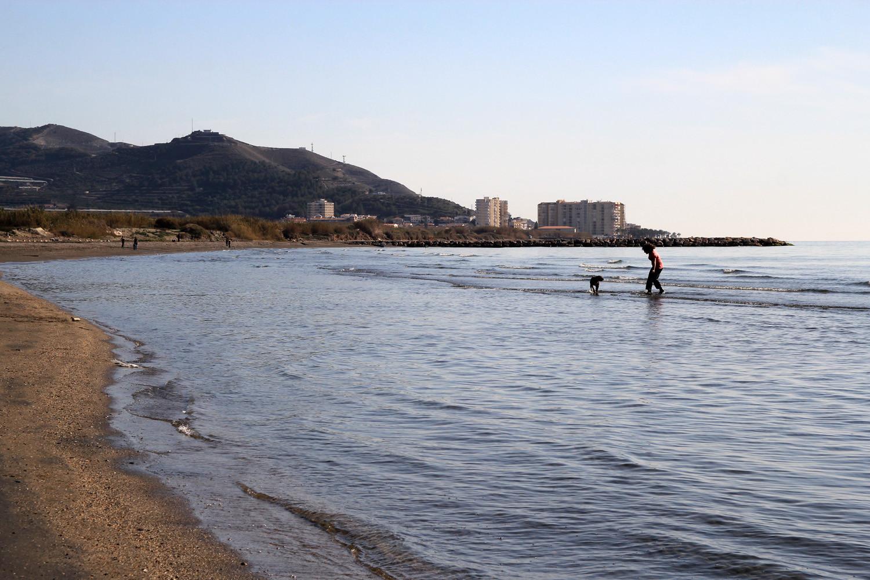 Playa Azucenas - Motril