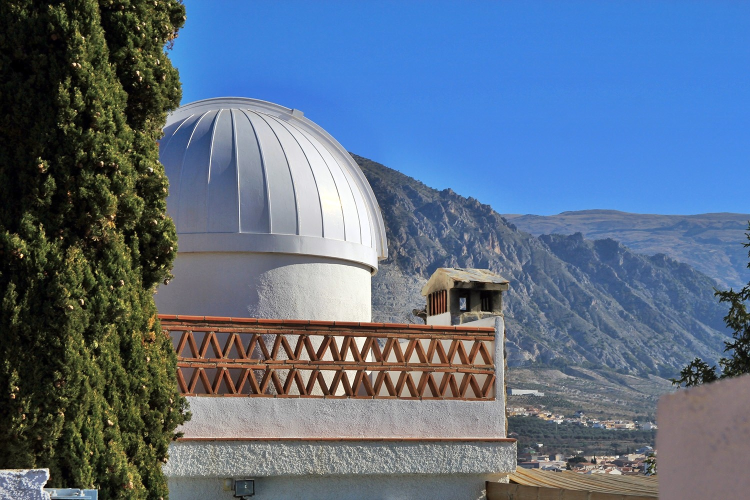 The astronomical observatory of the complex