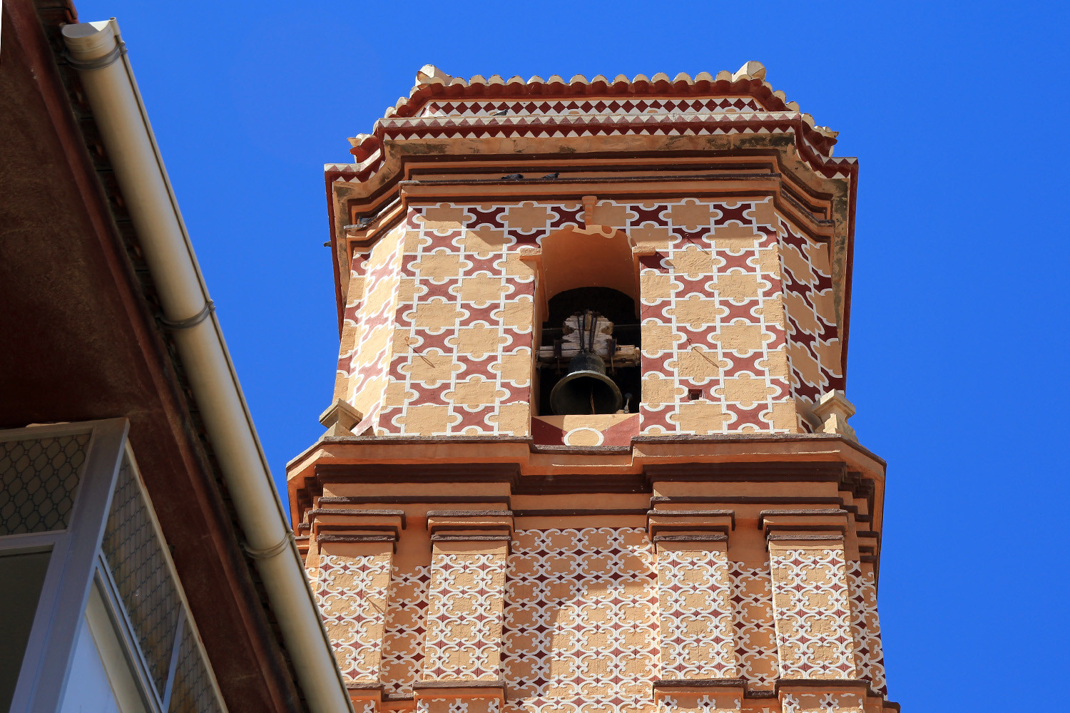 The Church Tower of Dólar