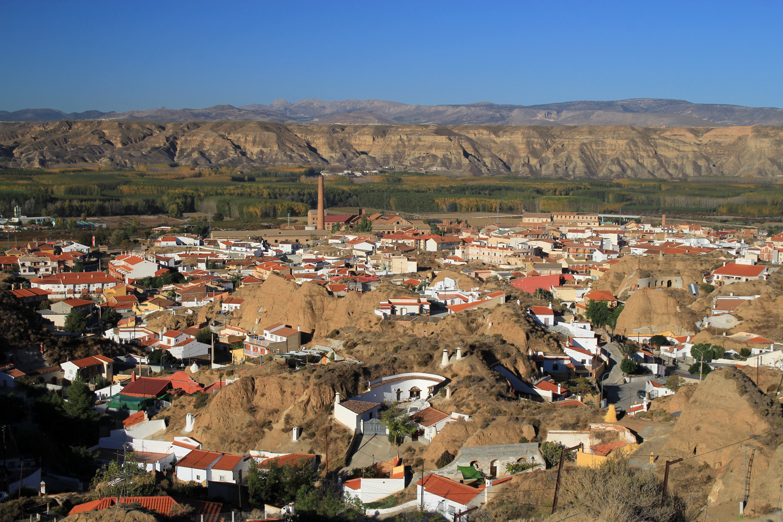 The Cave House Village Benalúa