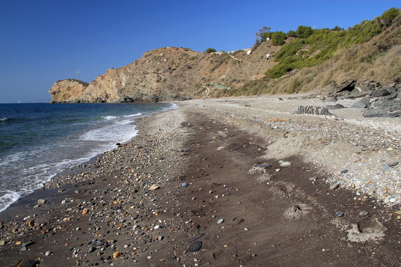 Nudist Beach Playa La Joya - Motril