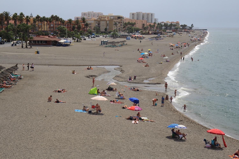 Playa de la Charca - Salobeña