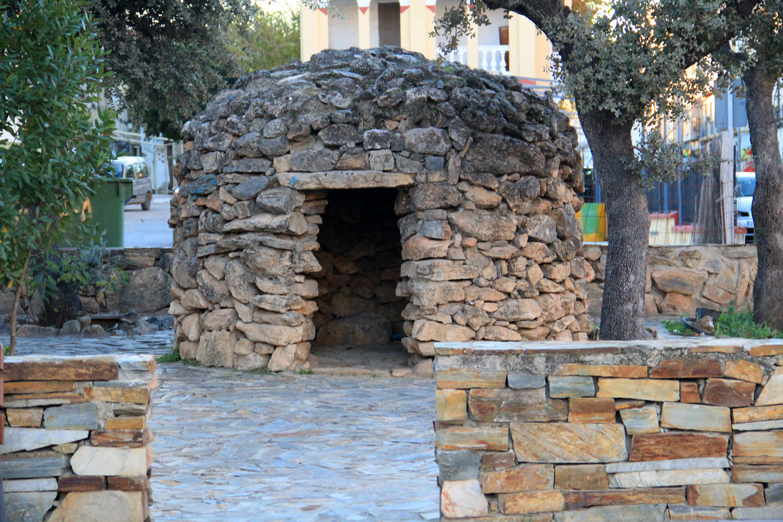 Sheepherder Shelter in El Padul)