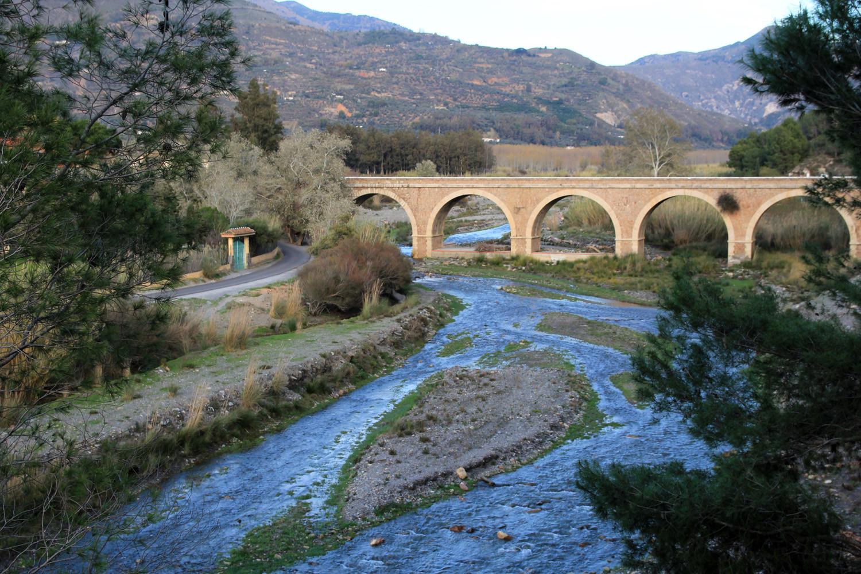 Poqueria River in Orgíva
