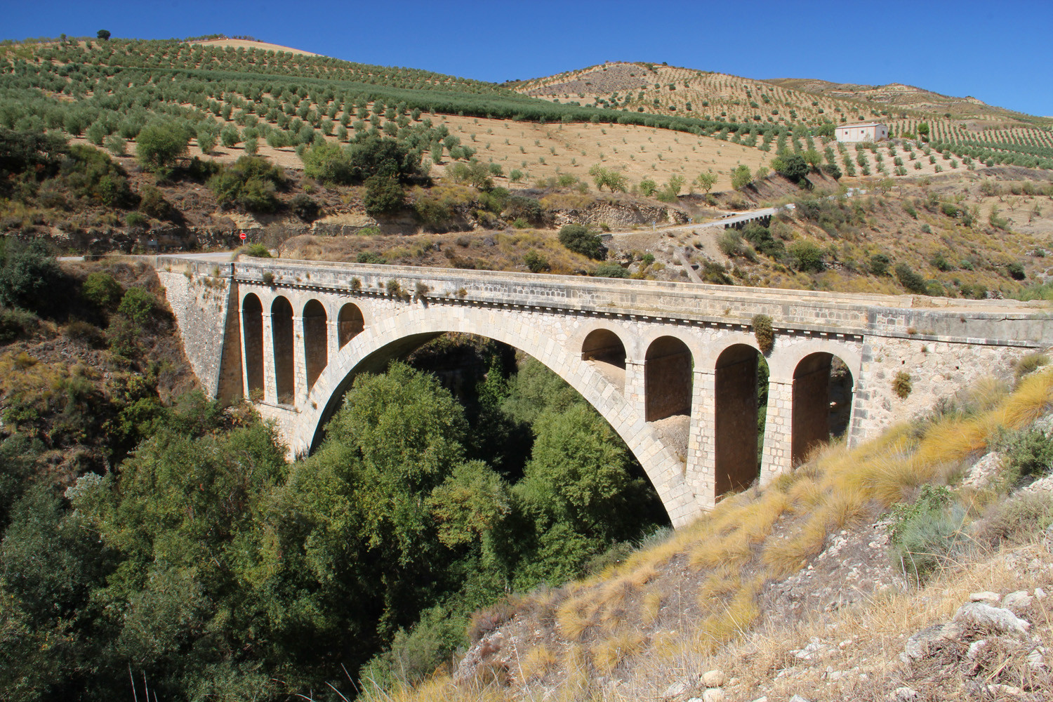 The Bridge from Cacín