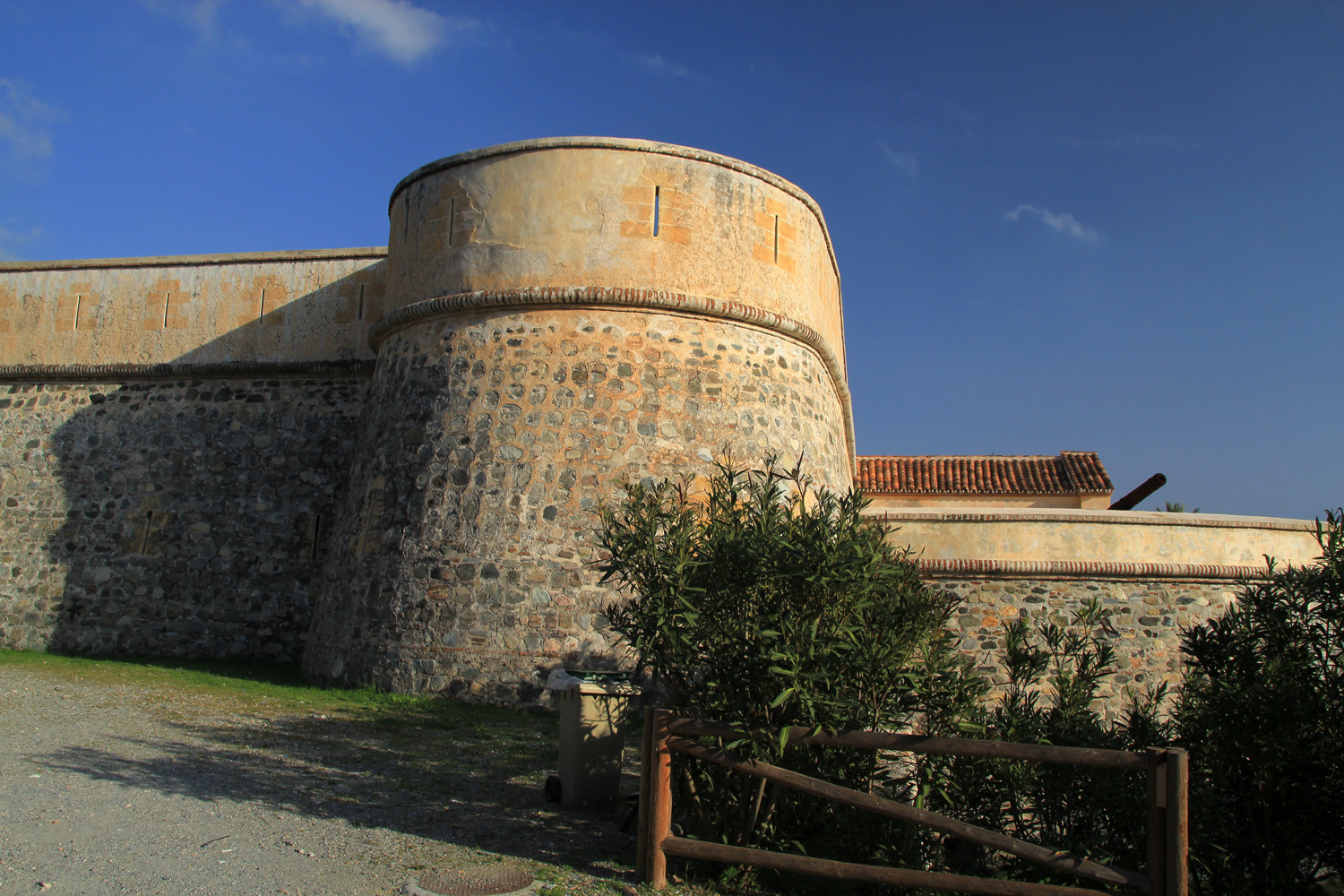 The Fortress of La Herradura