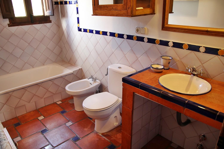 Bathroom (1ste floor)