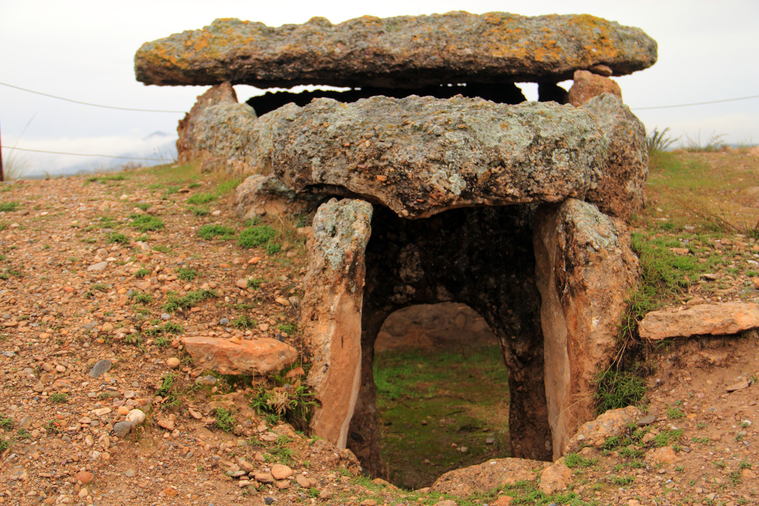 One of the 200 Dolmens in Gorafe