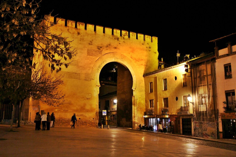 Puerta de Elvira  (Albaicin)
