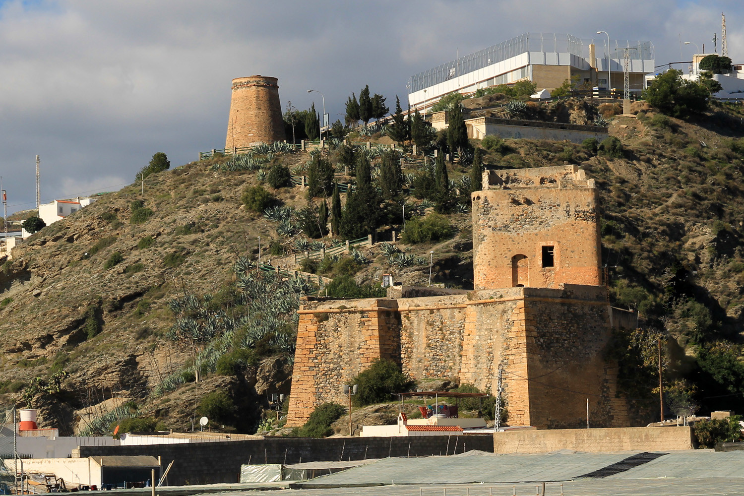 A Fortress and Watch Tower in La Rabita - Albuñol