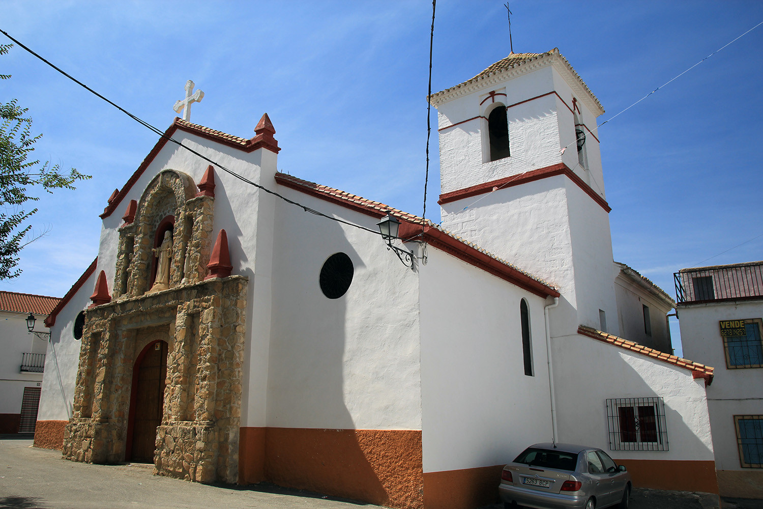 The Church of Dehasa Viejas