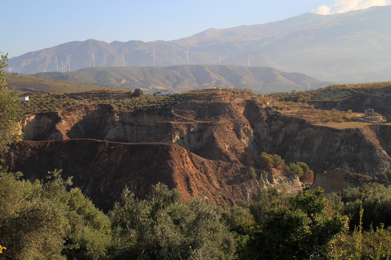 A View on Valle Lecrín