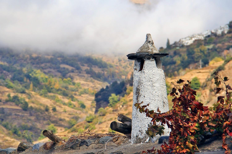 A Chimney (Pampaneira)