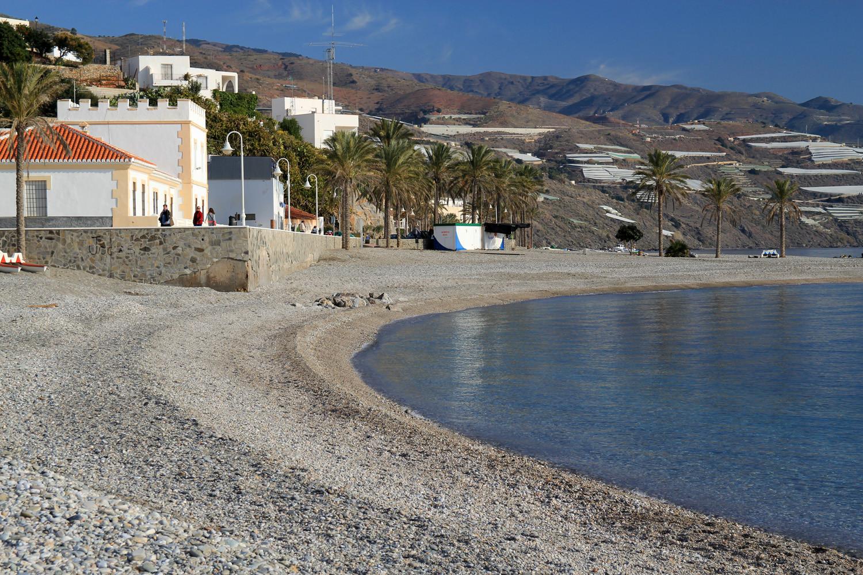 Playa Sotillo Castell de Ferro - Albuñol