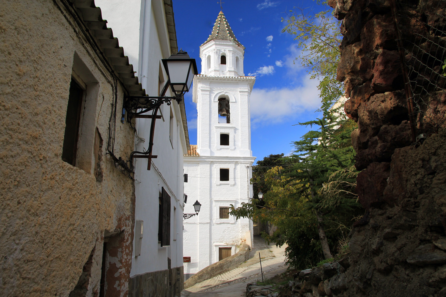The Church of Carataunas