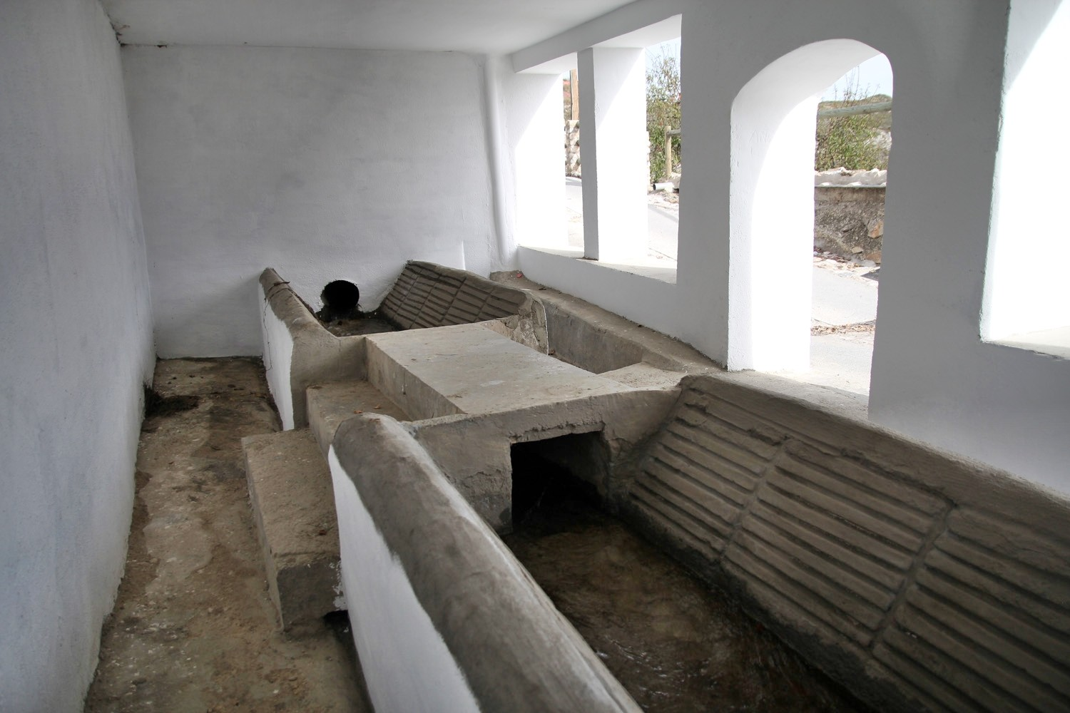 The Washing Sinks in Timar