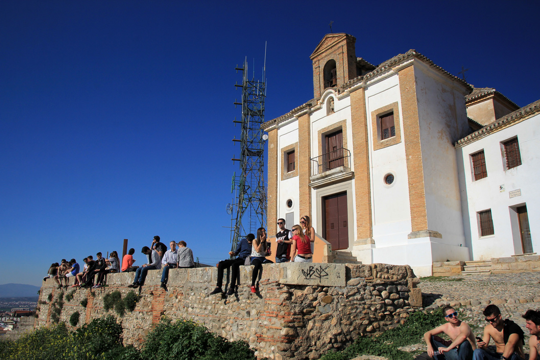 Ermita San Miguel Alto (Albaicin)